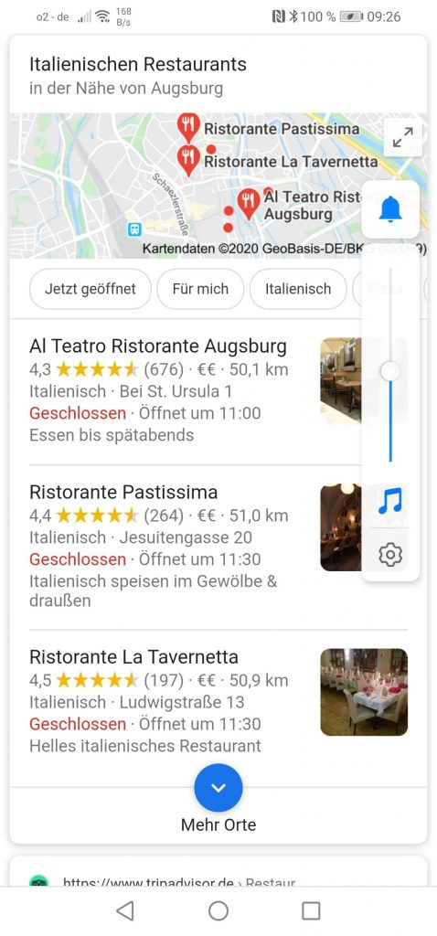 Local SEO Augsburg