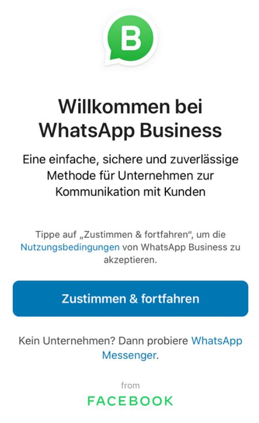 Solltest du WhatsApp Business nutzen?