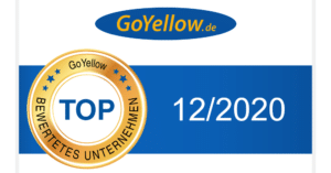 Top bewertetes Unternehmen Go Yellow